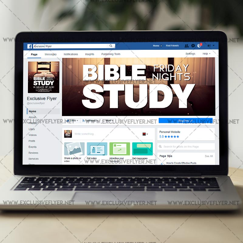 Bible Study Flyer Template Free 6033226 Hitori49fo