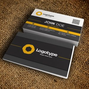 Corporate Business Card - Premium Business Card Template-1