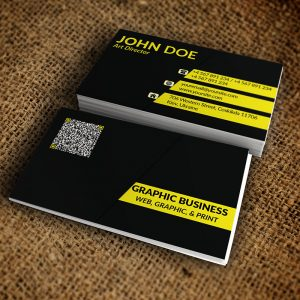 Creative Business Card - Premium Business Card Template-1
