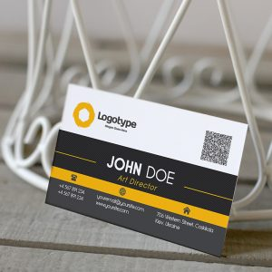Corporate Business Card - Premium Business Card Template-2