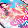 Candy Party - Premium Flyer Template + Facebook Cover-3