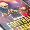 Football Madness - Free Club and Party Flyer PSD Template-3