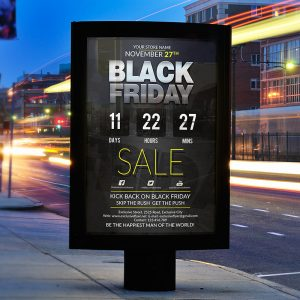 Best Black Friday Deal - Premium Flyer Template