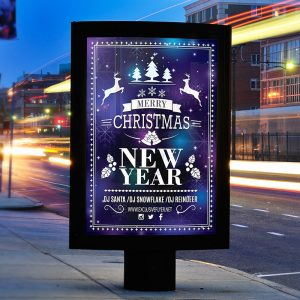 Merry Christmas - Premium Flyer Template