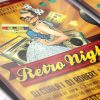 The Vintage Party - Premium Flyer Template + Facebook Cover