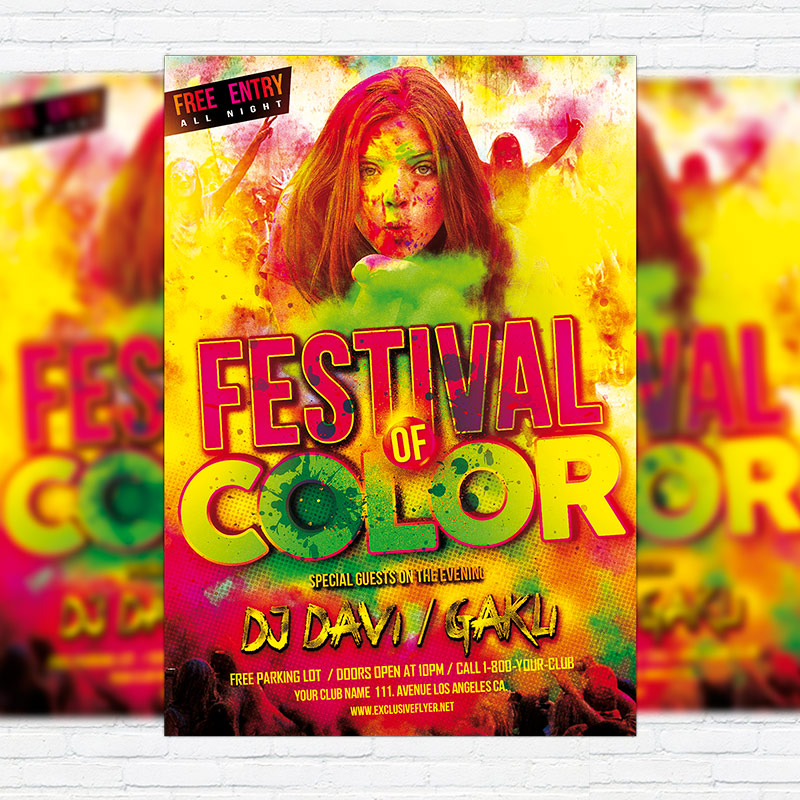 festival of color