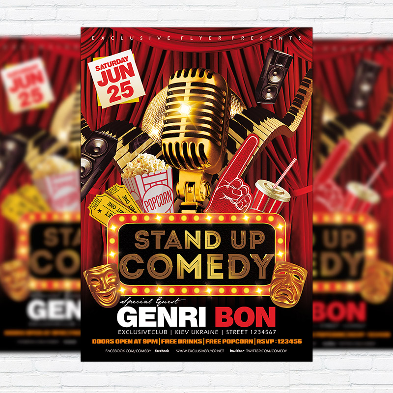 stand up comedy vol 2