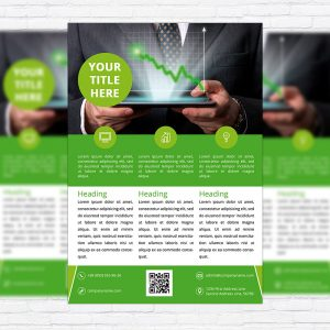 Business Corporate - Business Flyer Template