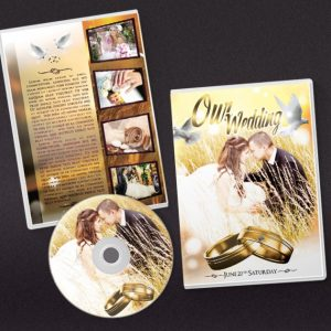 CD/DVD Cover Design
