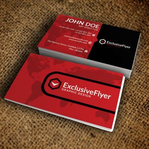 Modern Business Card - Premium Business Card Template