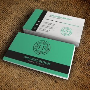 Exclusive Business Card - Premium Business Card Template