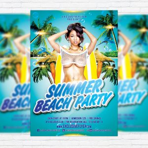 Summer-premium-flyer-template-facebook-cover-1