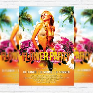flower-party-celebration-premium-flyer-template-facebook-cover-1