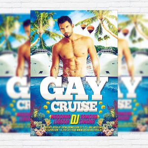 gay-cruise-premium-flyer-template-facebook-cover-1