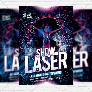 laser-show-premium-flyer-template-facebook-cover-1