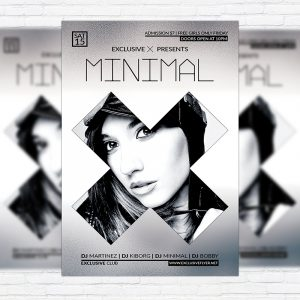 minimal-party-premium-flyer-template-facebook-cover-1