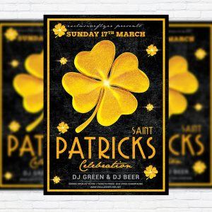 st-patricks-day-celebration-premium-flyer-template-facebook-cover-1