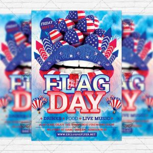 flag_day-premium-flyer-template-instagram_size-1