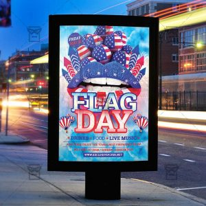 flag_day-premium-flyer-template-instagram_size-3
