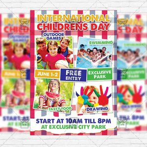 international_childrens_day-premium-flyer-template-instagram_size-1