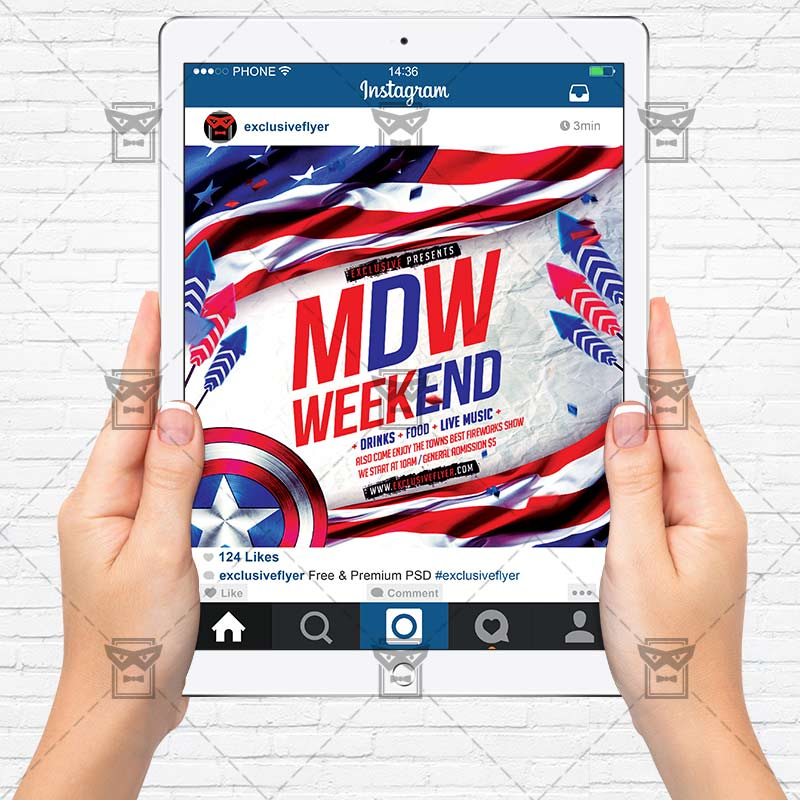 memorial_day_weekend-premium-flyer-template-instagram_size-4