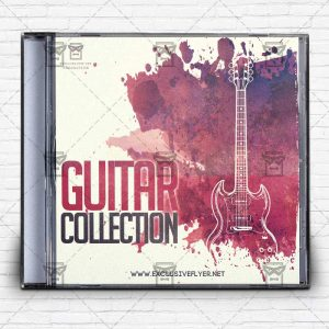 guitar_collection-premium-mixtape-album-cd-cover-template-1