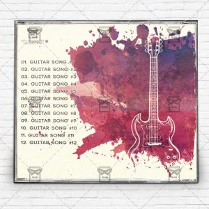 guitar_collection-premium-mixtape-album-cd-cover-template-2