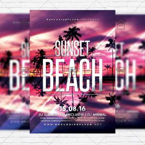 sunset_beach-premium-flyer-template-instagram_size-1