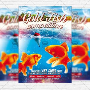 gold_fish-premium-flyer-template-instagram_size-1