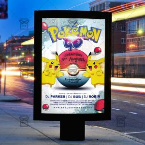 pokemon_go_night-premium-flyer-template-instagram_size-3