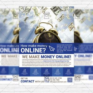 make_money_online-premium-flyer-template-1