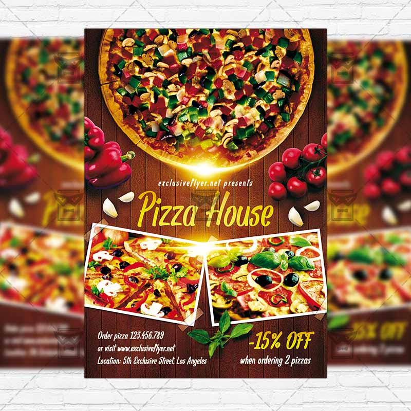 pizza_house premium flyer template instagram_size 1 pizza_house premium flyer template instagram_size 1
