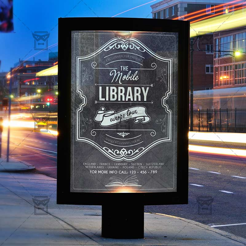 mobile_library-premium-flyer-template-3