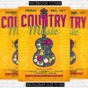 country_music-premium-flyer-template-1