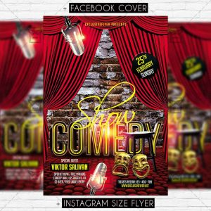 comedy_show-premium-flyer-template-1