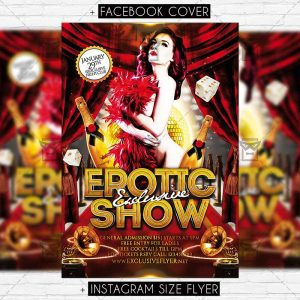 exclusive_erotic_show-premium-flyer-template-1