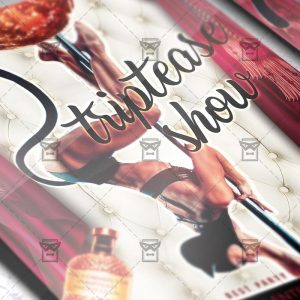striptease-premium-flyer-template-2