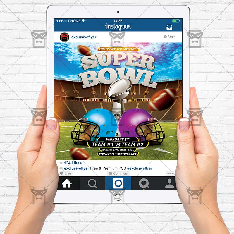 Super Bowl Ticket Template from www.exclusiveflyer.net