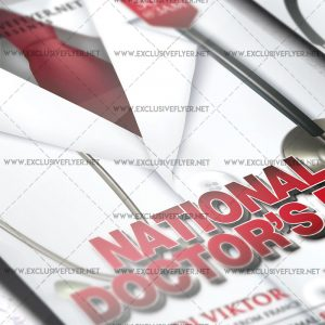 national_doctors_day-premium-flyer-template-2