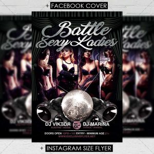 sexy_ladies_battle-premium-flyer-template-1