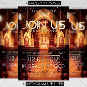 join_us_for_sunday_service-premium-flyer-template-1