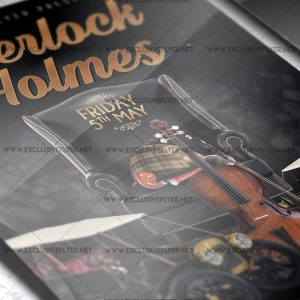 sherlock_holmes_party-premium-flyer-template-2