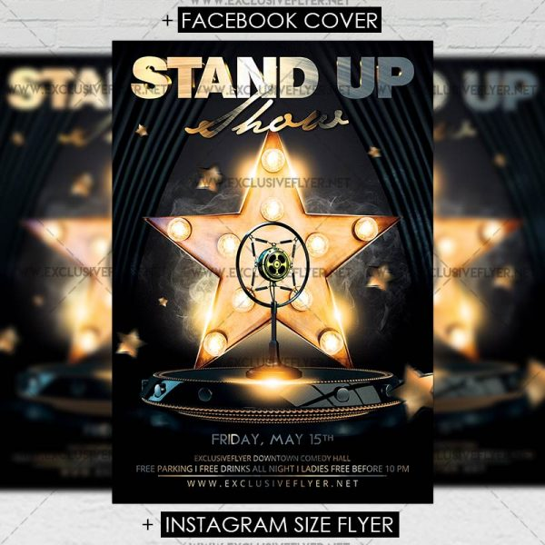 stand_up_show-premium-flyer-template-1