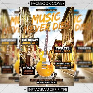 music_never_dies-premium-flyer-template-1