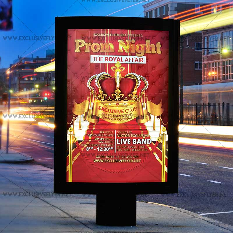 prom_night_party premium flyer template 3