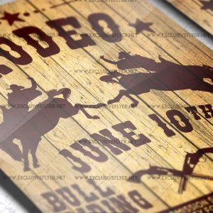 rodeo-premium-flyer-template-2