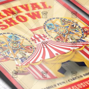 carnival_show-premium-flyer-template-2