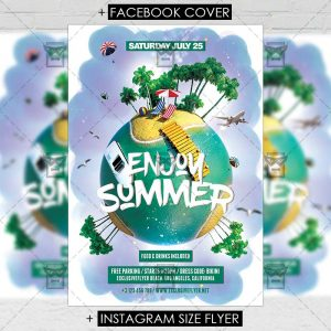 enjoy_summer-premium-flyer-template-1