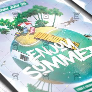 enjoy_summer-premium-flyer-template-2