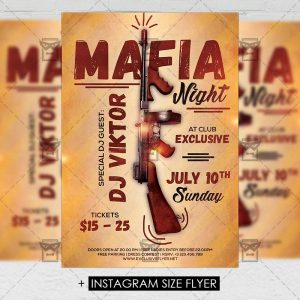 mafia_party-premium-flyer-template-1